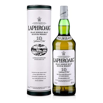 40°XXX10年单一麦芽苏格兰威士忌1000ml