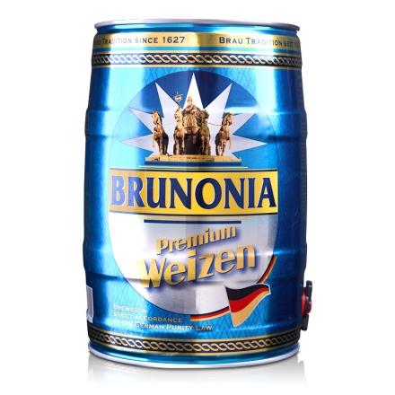 德国埃丝伯爵白啤酒5L