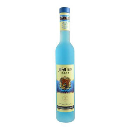 蓝色口味XXXX山楂酒